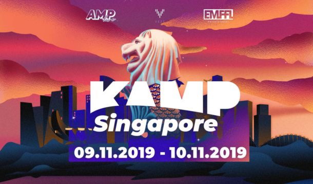 KAMP Global KPop Music Festival Singapore 2019