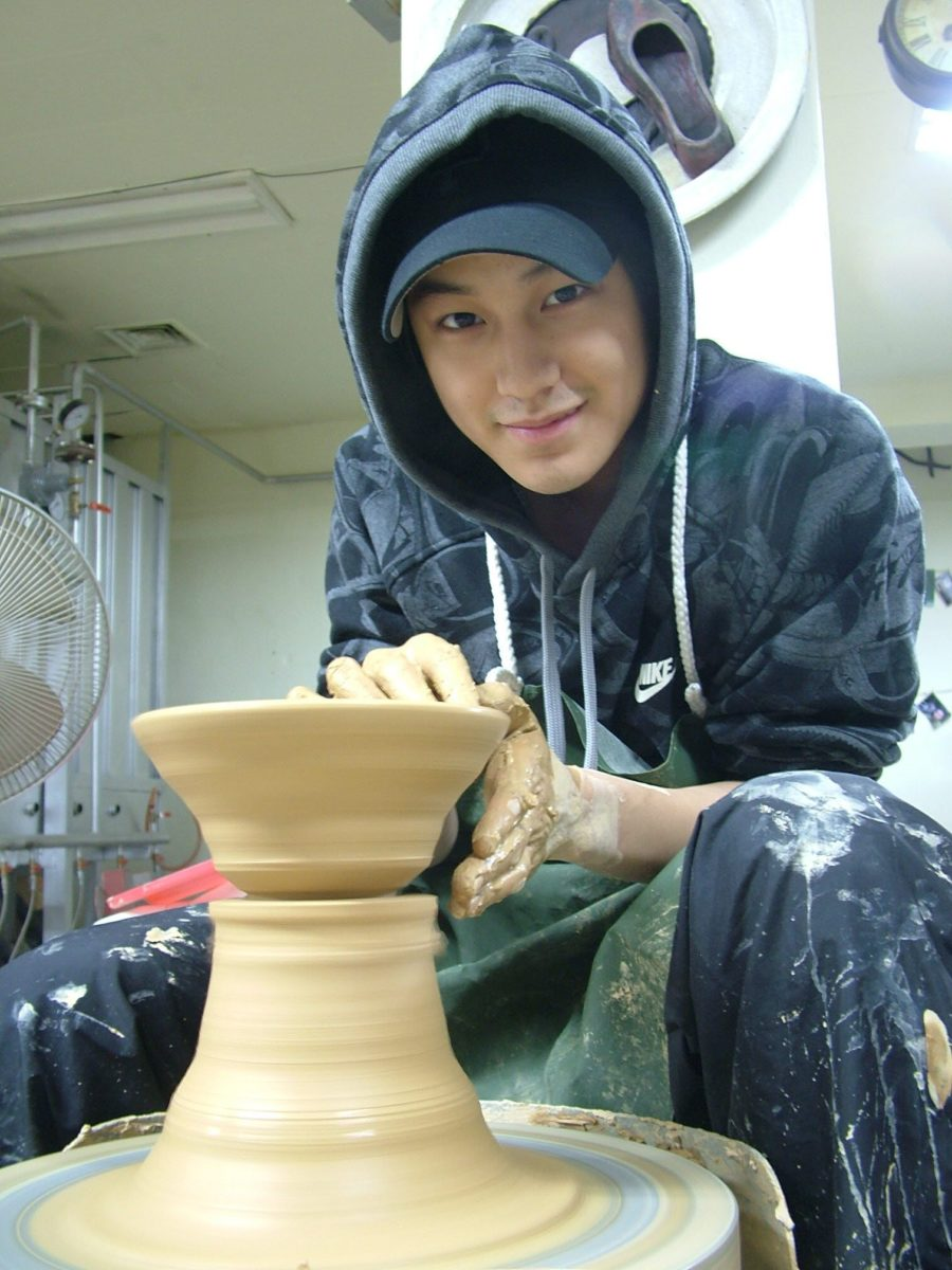 korea activities pottery