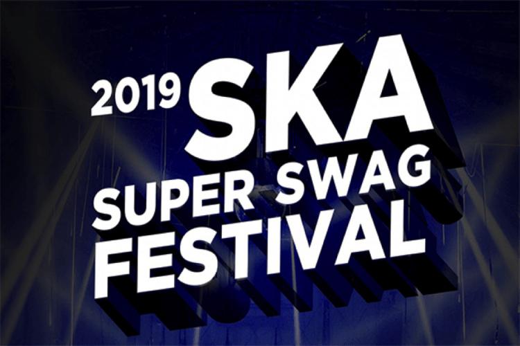 2019 SKA Super Swag Festival Korea concert event