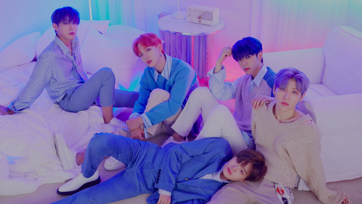 "K-Pop's biggest rookie group, AB6IX drops first full album ""6IXENSE"""
