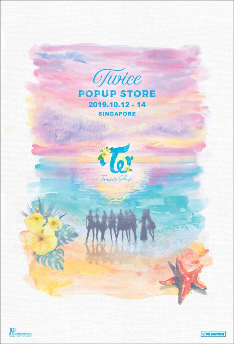 TWICE Twaii's Shop Singapore