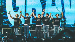 Day6 Gravity World Tour in Singapore