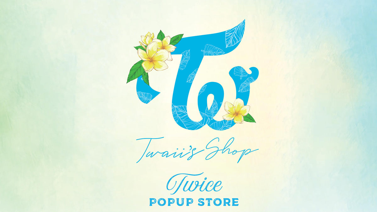 "TWICE to open popup store ""Twaii's Shop"" in Singapore this October"
