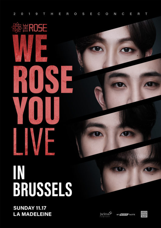 The Rose in Brussels