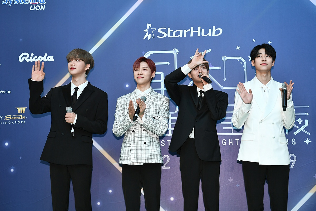 StarHub Night of Stars AB6IX