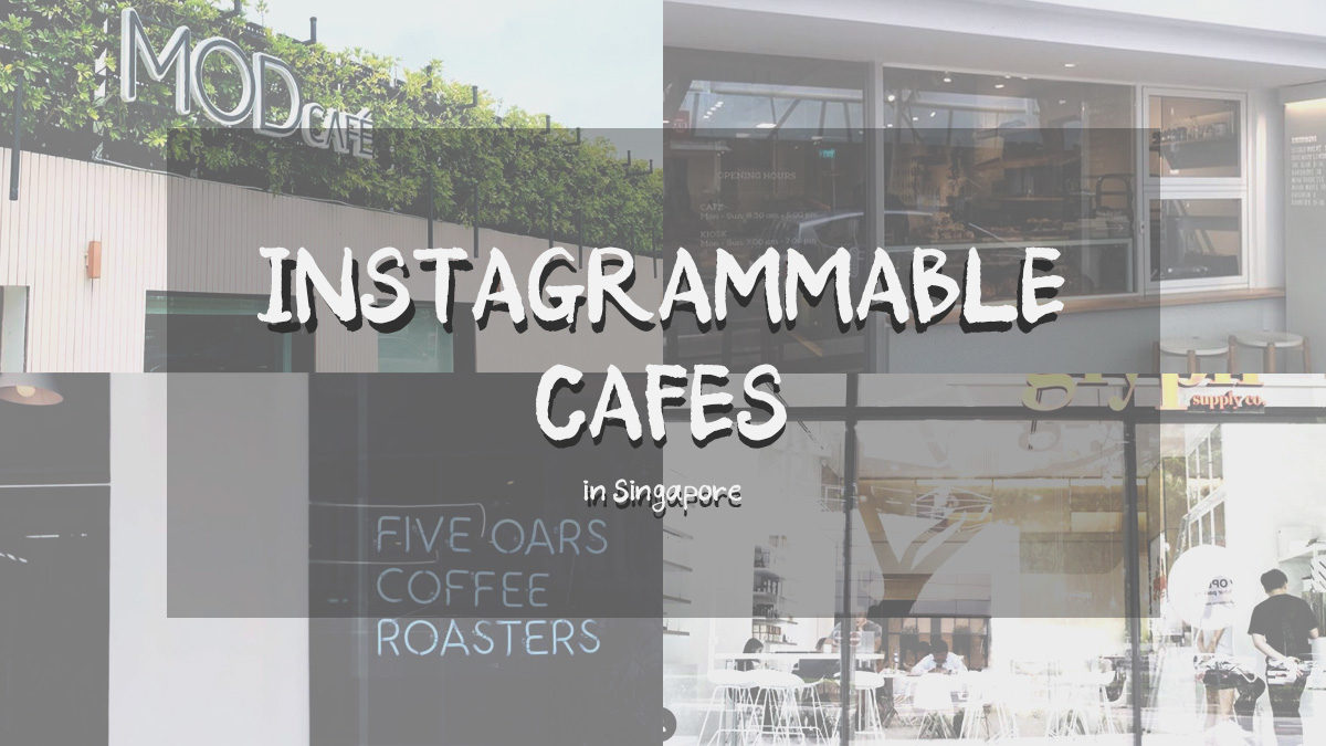 Cafes in Singapore