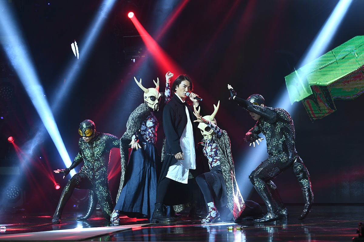 In Pictures: StarHub Night of Stars 2019 with AB6IX, Park Min Young, Kim Jae Wook, Sung Hoon, Yoga Lin, Ekin Cheng & more top Asian stars