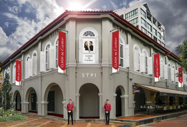 Ji Chang Wook to grace the launch of CLASH DE CARTIER STUDIO in Singapore