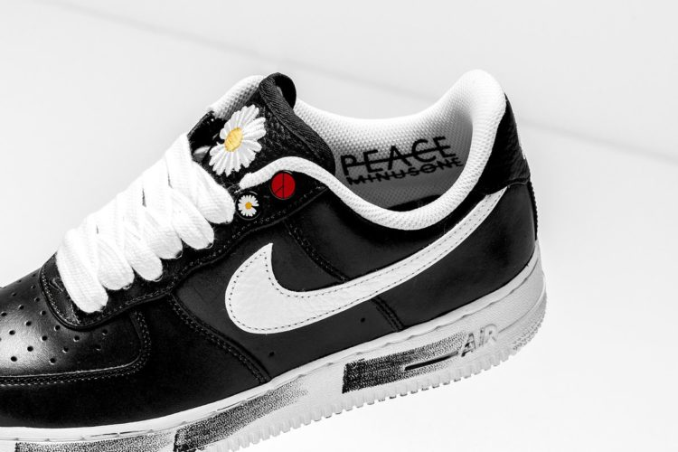"All you need to know about G-Dragon's PEACEMINUSONE x Nike Air Force 1 ""Para-Noise"""