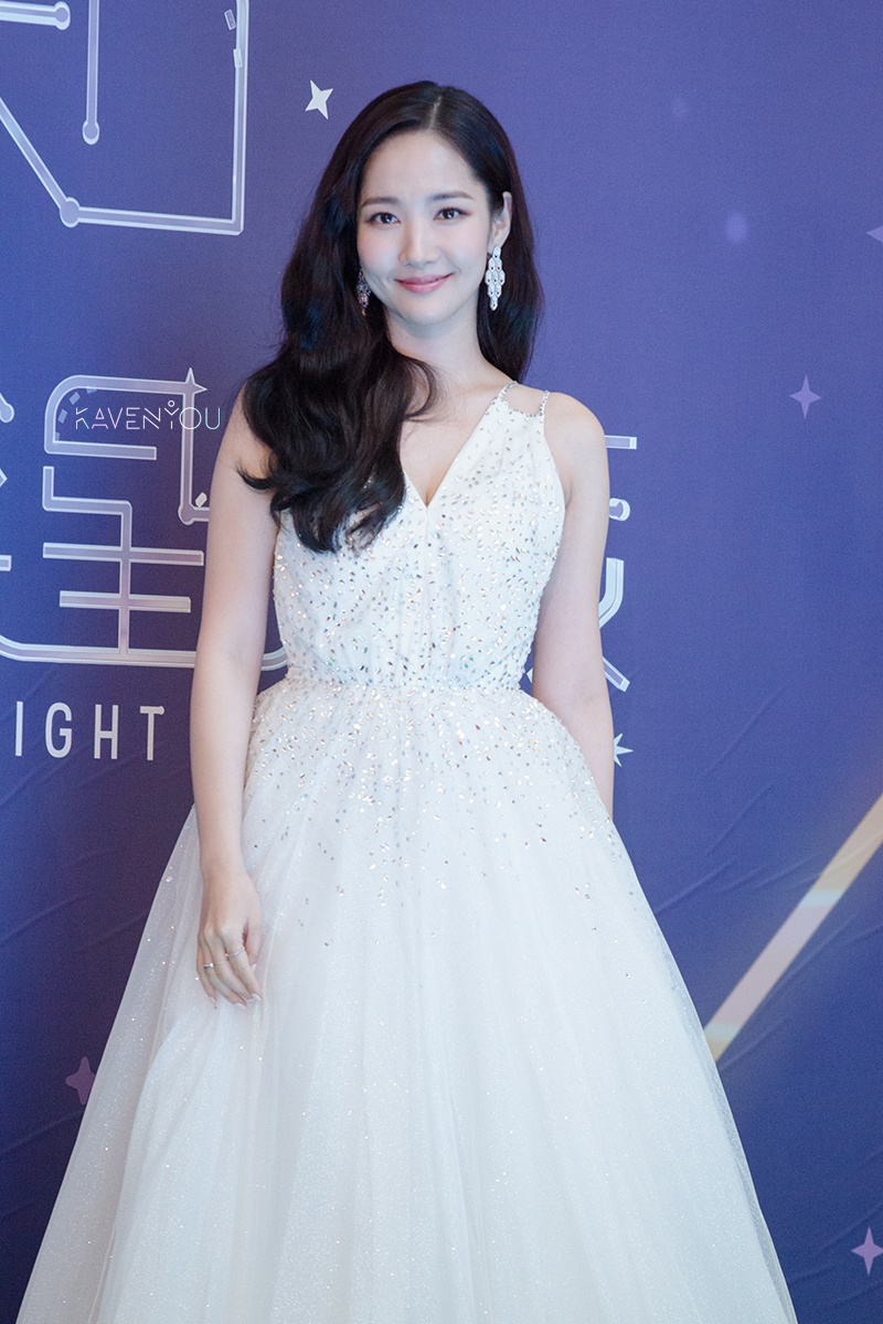 StarHub Night of Stars Park Min Young Her Private Life