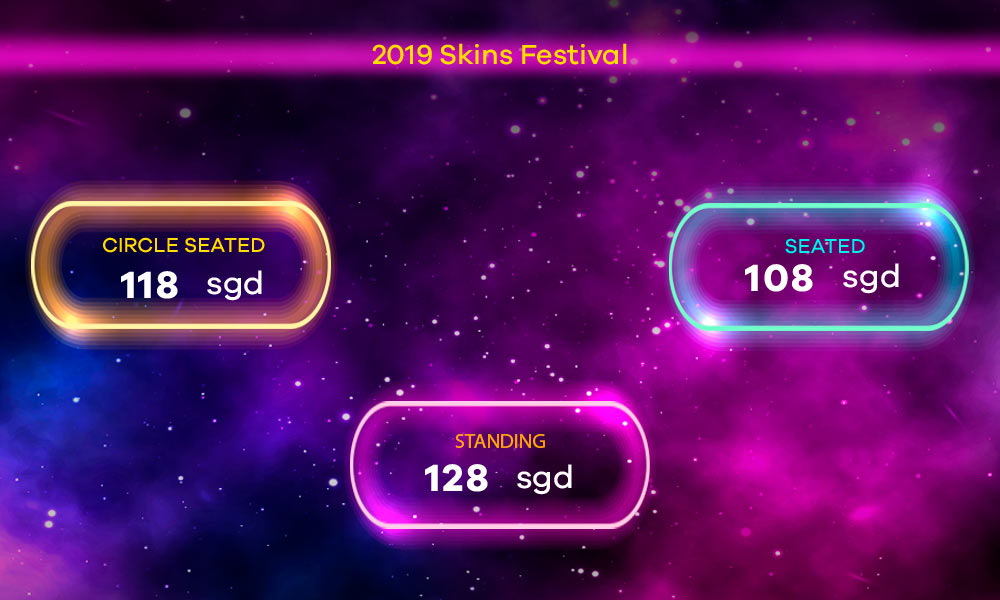 [CANCELLED] Beauty and music fest, SkinS Festival: Fall Edition to launch in Singapore on 28 December