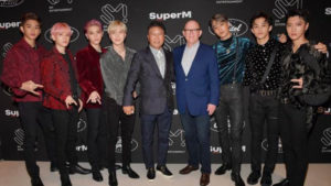 Jopping With K-POP All-Star Group SuperM
