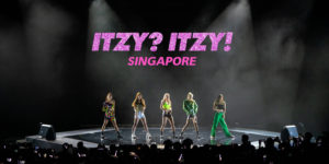 ITZY Shows Off JYP Family Love at their 'Kaya-like' Debut Showcase in Singapore