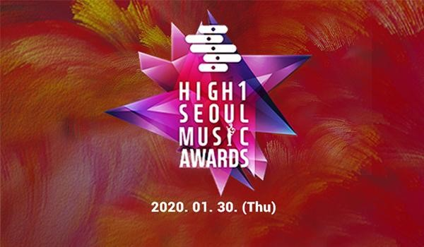 High1 Seoul Music Awards 2019 Year End awards