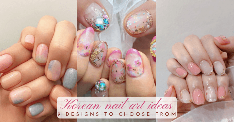 9 Korean nail art ideas for your next mani appointment