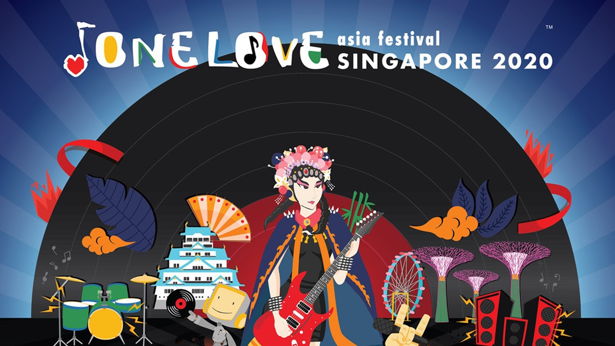 One Love Asia Festival 2020 to feature top acts BoA, Jolin Tsai, Show Luo, Hebe, Stefanie Sun & more