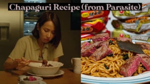 [HOT RECIPE] Recreate chapaguri from award-winning film Parasite