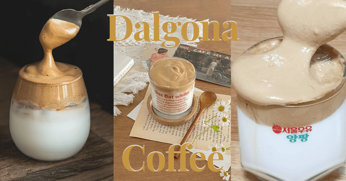 [HOT RECIPE] Sweeten up your day with dalgona coffee (달고나 커피)