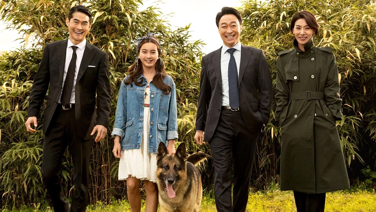 Korean comedy Mr Zoo: The Missing VIP sees an unlikely partnership to uncover a crime