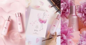 THEFACESHOP collaborates with fashion illustrator Grace Ciao for YEHWADAM collection