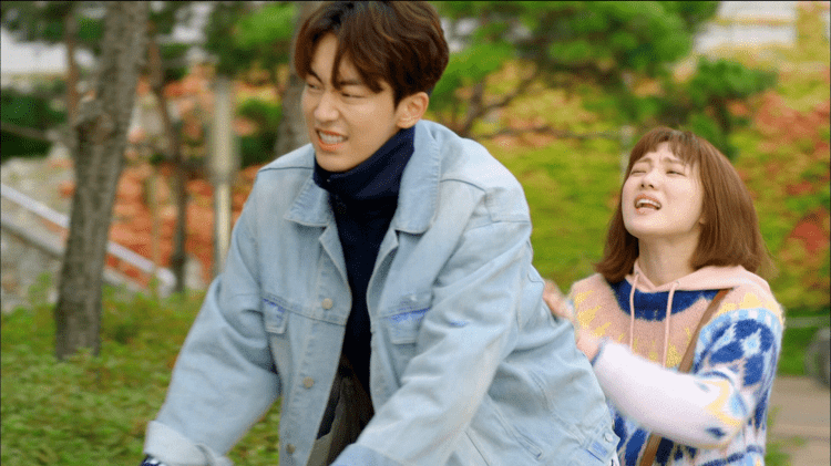 Weightlifting Fairy k-drama k-pop singapore
